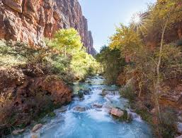 thanksgiving weekend in havasupai the national parks