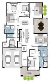 house plans for entertaining entertainer 1a coloured floor plan grady townsville house