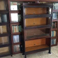 hale herkimer antique barrister bookcase u2013 4 stack mission top