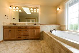 how to replace and install a bathroom vanity