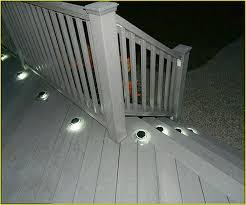 solar deck step lights home design ideas
