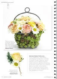 Wedding Flower Magazines - 100 flower press uk make a pressed flower christmas card