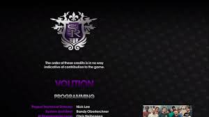 Saints Row 3 Gang Operations Map Saints Row The Third Credits Saints Row Wiki Fandom Powered