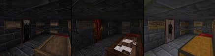 Scary Maps Weeping Angels Adventure Horror Map A Minecraft Horror Story