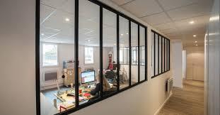 cloison vitr bureau interior cloison vitre atelier thoigian info