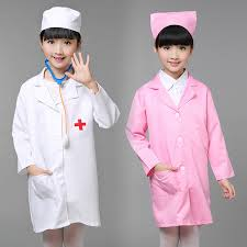 Bloody Doctor Halloween Costume Nurse Girls Costume Promotion Shop Promotional Nurse Girls