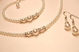 bridesmaid jewellery vintage pearl bridesmaid jewellery set kathryn she rocks