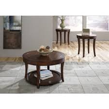 Sofa Table With Stools Table Sets Coffee Console Sofa U0026 End Tables Shop The Best