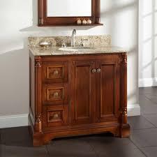 Orange Bathroom Vanity 18 Inch Bathroom Vanity Design Michalski Design