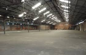 Warehouse Interior by Louisiana Commercial Realty Hired To Market Well Known Reilly