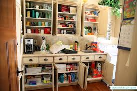 Organizing Cabinets by Organized Laundry Room The Sunny Side Up Blog