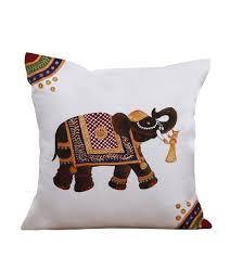 Photo Cushions Online Buy Chumbak Owls Yellow Cushion Cover Online Chumbak Chumbak