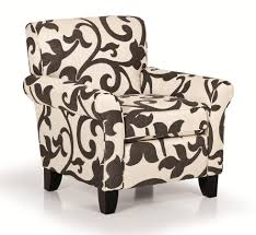 furniture rustic pattern accent chairs with arms for living room