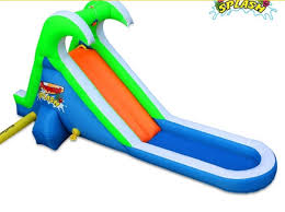 Water Slides Backyard by Kids Backyard Water Slide Inflatable Pool Outdoor Toddler Activity
