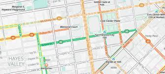 Boston Bike Map by Bike To Work With Mapzen U0027s Updated Bike Map Mapzen