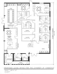 Community Center Floor Plans by Office Park Rentals Eureka Springs Community Center