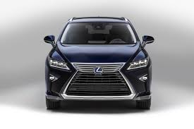 lexus is grill all new 2016 lexus rx breaks cover in new york w video