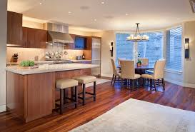 puck lights kitchen contemporary with area rug bay window