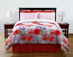 Baseball Bed Sets Colormate Complete Bed Set Floral Meadow Shop Your Way
