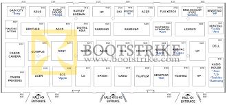 Sony Centre Floor Plan Floor Plan Map Suntec Level 4 It Show 2011 Price List Brochure