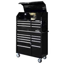 home depot black friday cabinets husky 41 in 16 drawer tool chest and rolling tool cabinet set