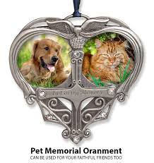 amazon com memorial photo ornament double picture opening in