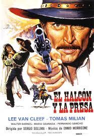 film de cowboy rip spaghetti western director sergio sollima thompson on