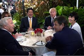 is trump at mar a lago more than mar a lago members of all trump clubs could have access