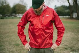 ultralight rain jackets bikepacking com