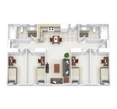 4 room house floor plans wolverine crossing