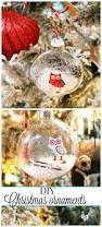 Make Your Own Christmas Decoration - how to make your own christmas ornaments debbiedoos