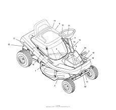 100 murray mower manuals mtd garden tractor parts model