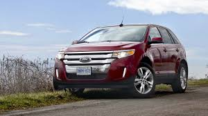 ford crossover suv used vehicle review ford edge 2011 2014 and lincoln mkx 2011