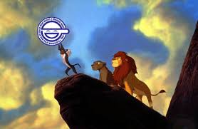 Lion King Meme - the laughing lion the lion king know your meme