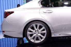 lexus hybrid sedan 2011 iaa 2011 new lexus gs450h full hybrid sedan show autos