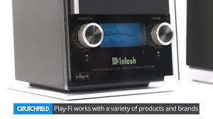 crutchfield home theater dts play fi wireless whole home audio crutchfield video youtube