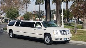 white cadillac escalade pearl white 100 inch cadillac escalade limo