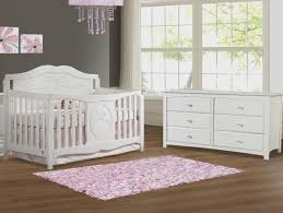 Convertible Crib Nursery Sets Storkcraft 2 Nursery Set Princess Convertible Crib And