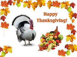 thanks giving and its history