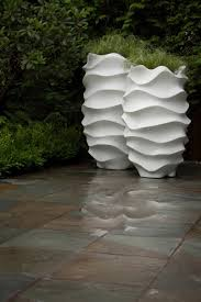 contemporary planters for outdoor and indoor garden accessories