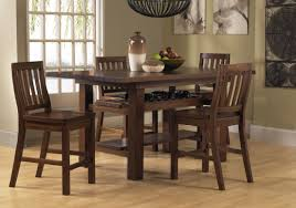 Black Dining Room Set Dining Room Bar Height Kitchen Table And Chairs Awesome Tall