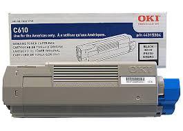 oki c610 toner cartridge