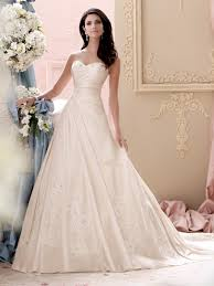 Mon Cheri Wedding Dresses David Tutera For Mon Cheri Spring 2015 Bridal Collection Be Modish