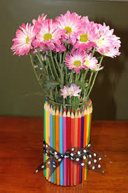Pencil Vase Thank A Teacher With These Diy Gifts Saver Savvy