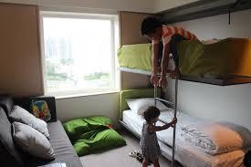 Bunk Bed Hong Kong What U0027s A Kid Friendly Hotel On Nathan Road Hong Kong