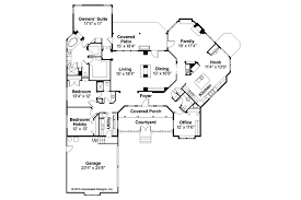 ranch house plans gideon 30 256 associated designs
