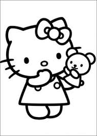 free printable kitty coloring pages picture 10 550x770