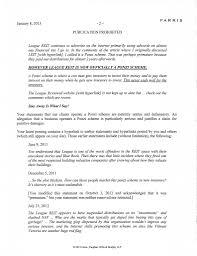 Best Summary For A Resume by Open Letter To League Investors U0026 Adam Gant U0026 Emanuel Arruda
