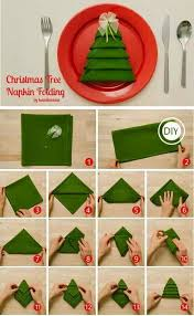how to fold tree napkins pictures photos and images