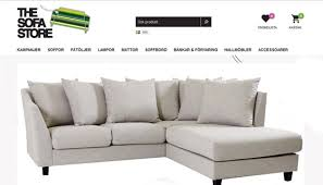 The Sofa Store Portfolio Portfolio Web Designing Web Design Cyberique Com
